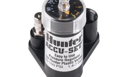 Регулятор давления ACCU-SETна клапана PGV и ICV