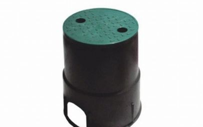 Короб электромагнитных клапанов MINI 212мм х 160мм х 230мм (для 1-ого клапана)