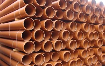 Трубы ПВХ наружной канализации